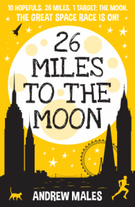 26 Miles to the Moon Cover Web