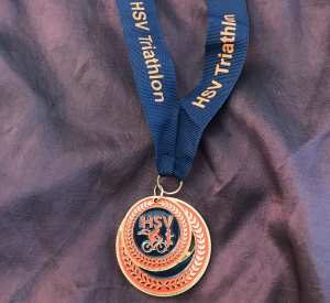 HSV May 17 Medal